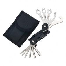 IceToolz 91A2 Pocket-17 Multi tool set