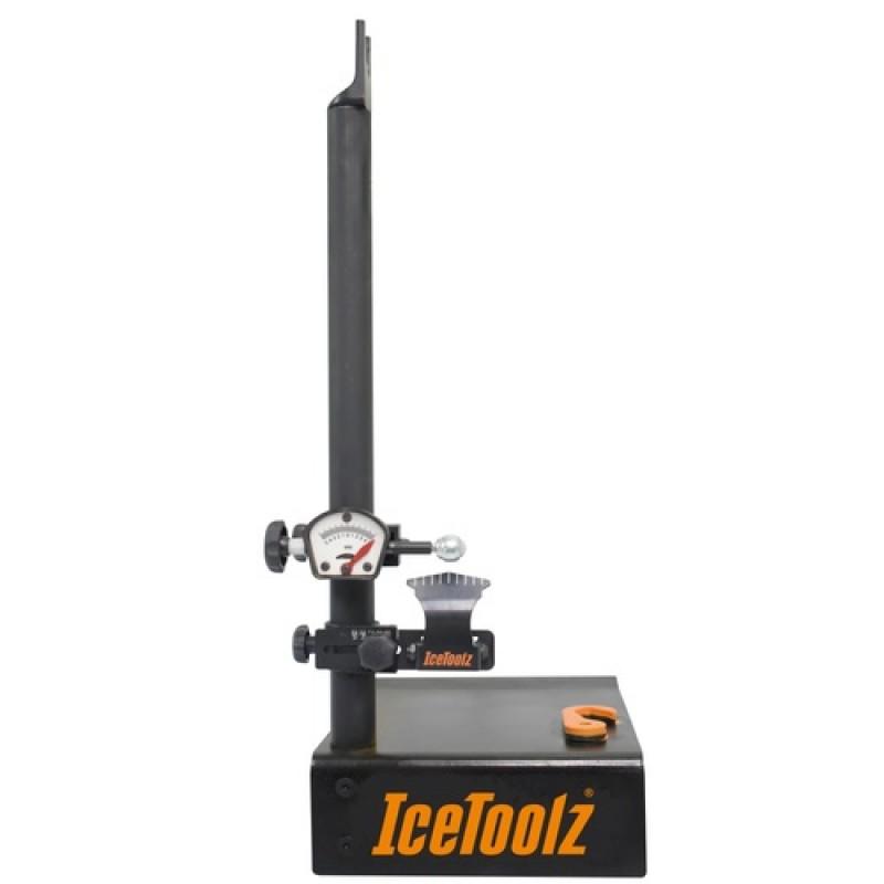 IceToolz E129 Shop Truing Stand