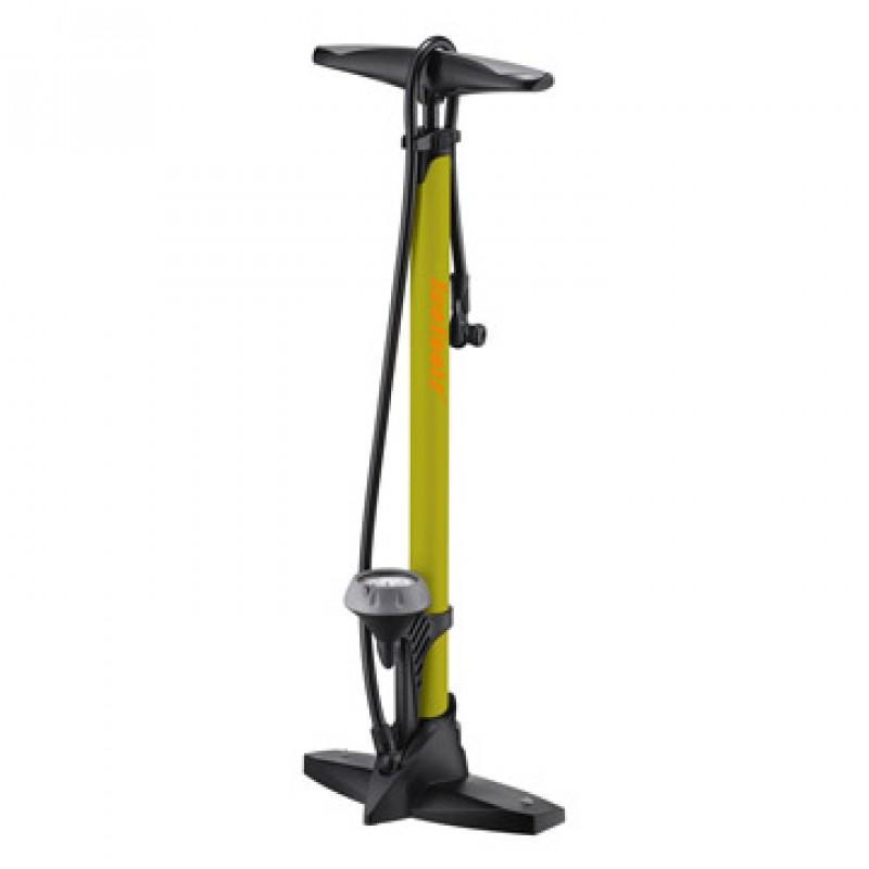 IceToolz Sport Steel Floor Pump