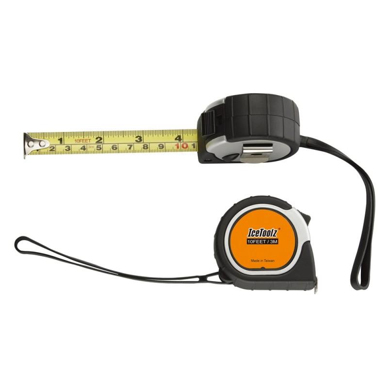 Icetoolz Tape Measure