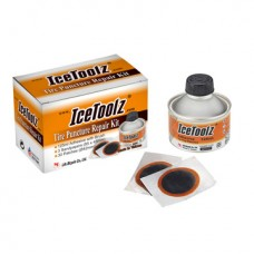 IceToolz Tire Puncture Repair Kit 65B1