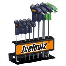 IceToolz TwinHead Wrench Set