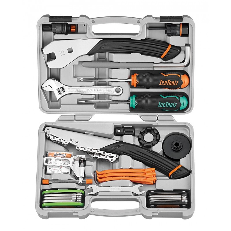 IceToolz Ultimate Tool Kit 82A8
