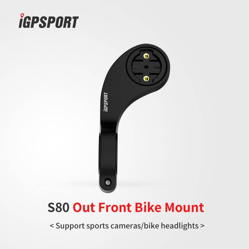 IGPSPORT Front Bike Mount (S80)