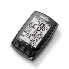 IGPSPORT Wireless Cycling Computer Black (iGS50E)