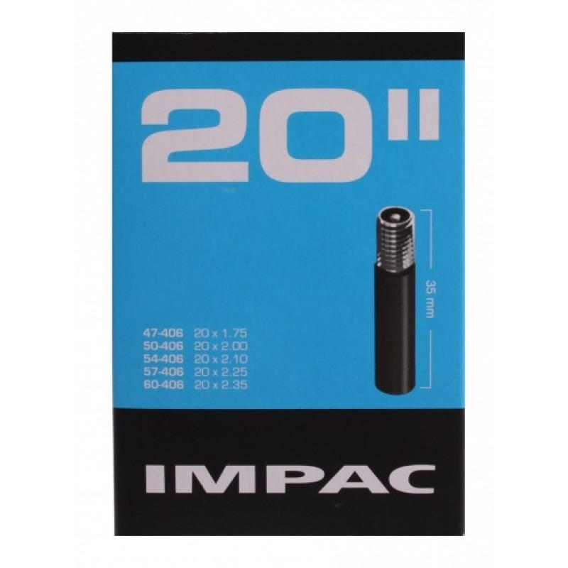 Impac AV20 (20 x 1.75-24.5) Schraeder Tube