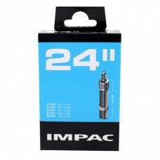 Impac AV24 (24 x 1.75-2.35) Schraeder Tube