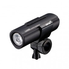 Infini Luxo MP3 Music Cycle Head Light Black I-109M