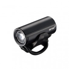 Infini Micro Luxo 200 Lumens Front Light Aluminum Black