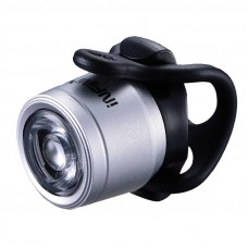 Infini Mini Luxo 20 Lumens Cycle Front Light Silver