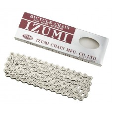 Izumi 1/2 X 1/8 Standard 116L Chain Silver