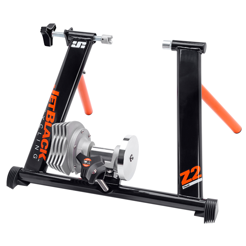 JetBlack Z2 Fluid Indoor Cycle Trainer With Lite APP