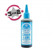Juice Lubes Chain Juice Wet Conditions Chain Oil-130ml (3 For 2 Offer)