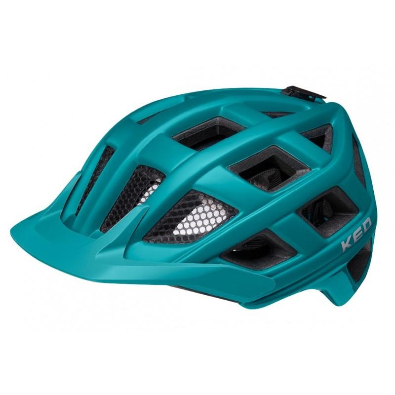 KED Crom MTB Cycling Helmet Arcardia Dark Matt