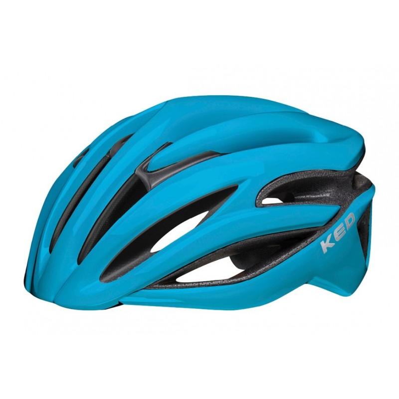KED Rayzon Road Cycling Helmet Blue