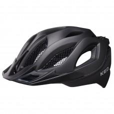 KED Spiri II MTB Cycling Helmet Black Matt