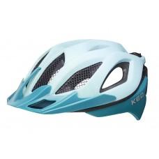 KED Spiri II MTB Cycling Helmet Light Blue, Green