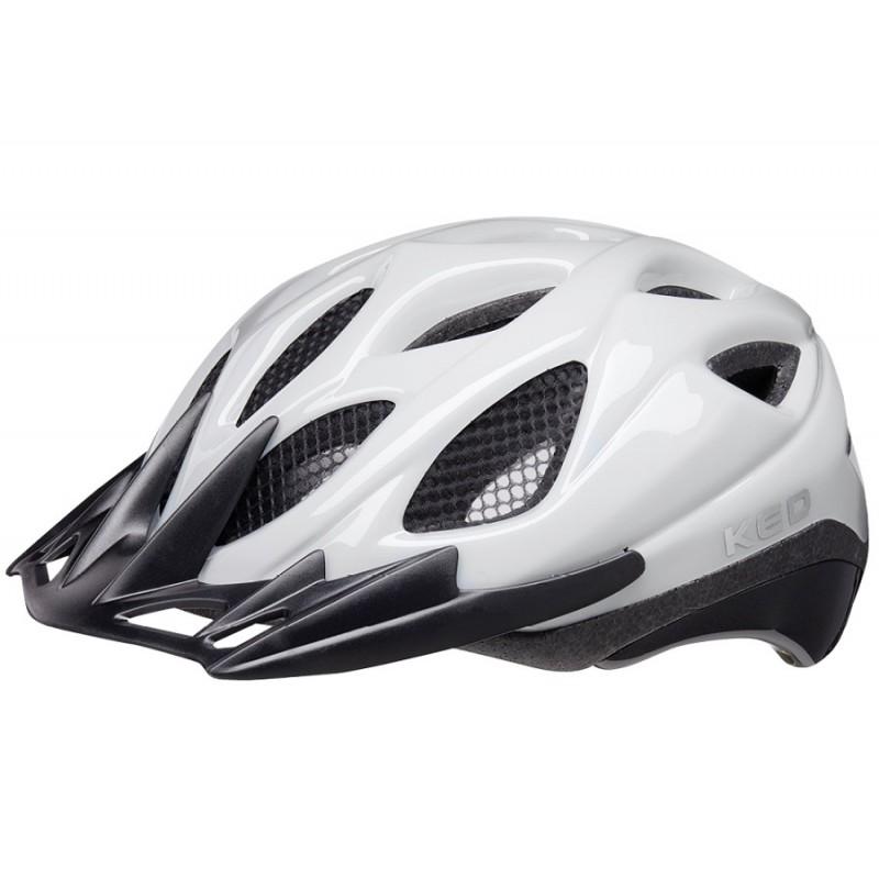KED Tronus MTB Cycling Helmet Quiet Grey