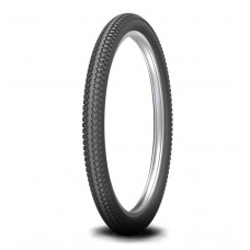 Kenda 28x1-1/2inch Wheelchair Tyre Black K-184