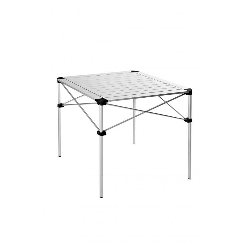 Kingcamp Aluminium Folding Table Silver KC3961