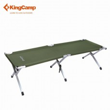 Kingcamp Armyman Camp Bed Army Green KC3806A