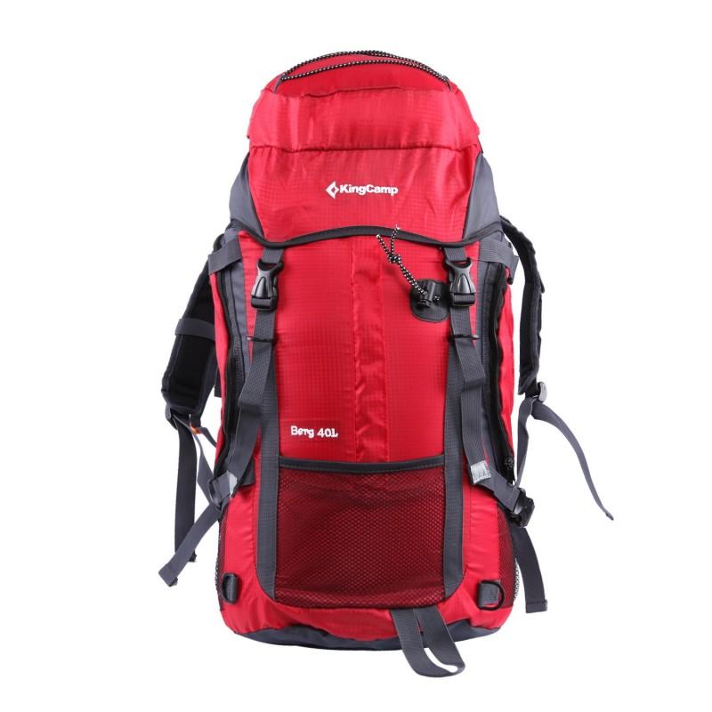 Kingcamp Berg 40 Backpack Red KB8201