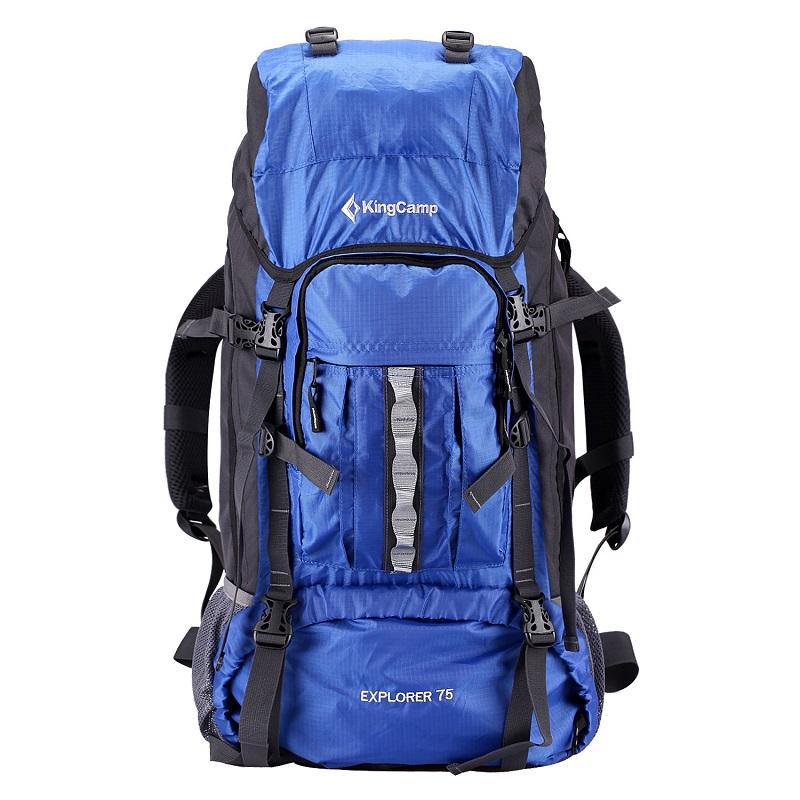 Kingcamp Explorer 75 Backpack Blue KB3208
