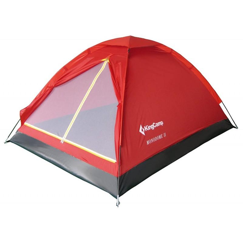 Kingcamp Monodome III Tent Red KT3010