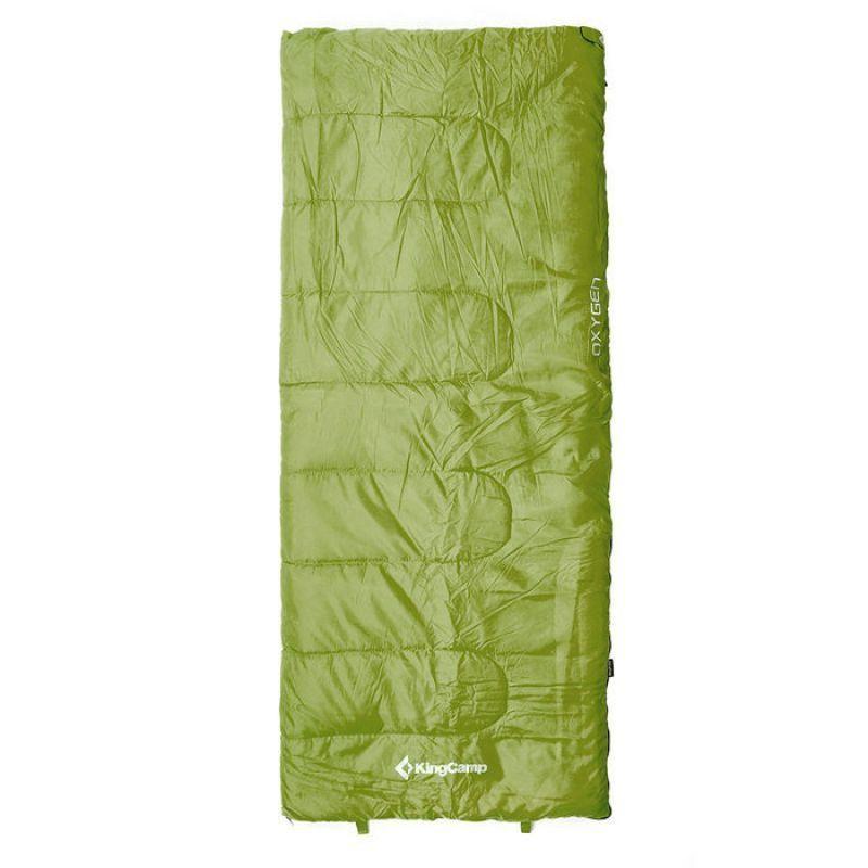 Kingcamp Oxygen Sleeping Bag Green KS3122