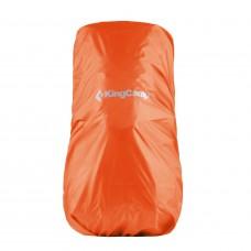Kingcamp Rain Cover Large 55-100L Orange KA3628
