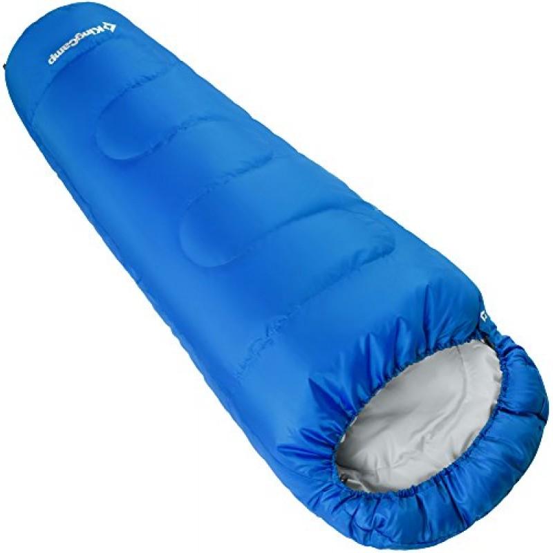 Kingcamp Treck 300 Sleeping Bag Blue KS3191