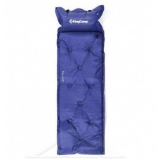 Kingcamp Point Inflatable Mat Blue KM3505