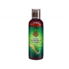 Kirit Ayurveda Post Shoes Foot Massage Oil 100ml