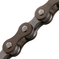 KMC 7 Speed Z50 Cycle Chain Dark Silver-Brown