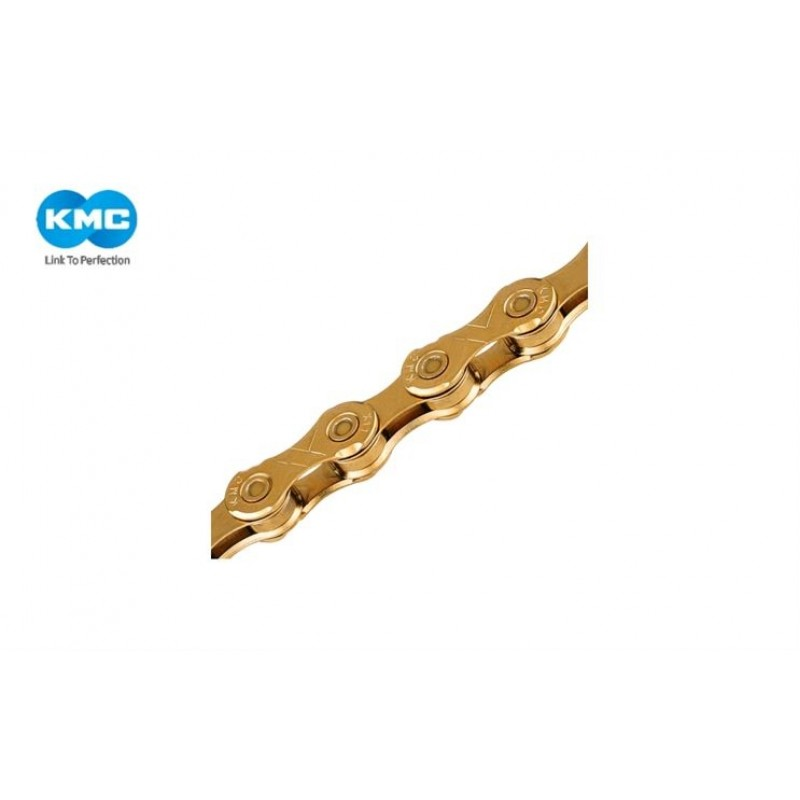 KMC X11 Cycle Chain Gold (11 Speed)