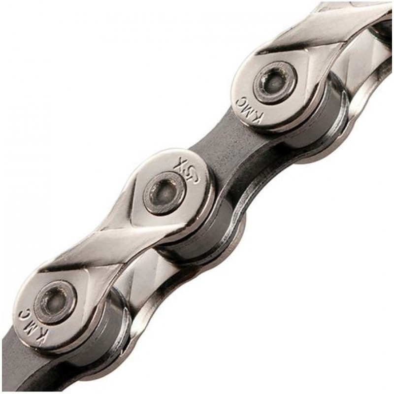 KMC X9-93 Bike Chain 9 Speed Silver/Grey