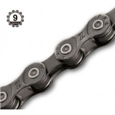 KMC Z99 Bike Chain 9 Speed Silver/Grey