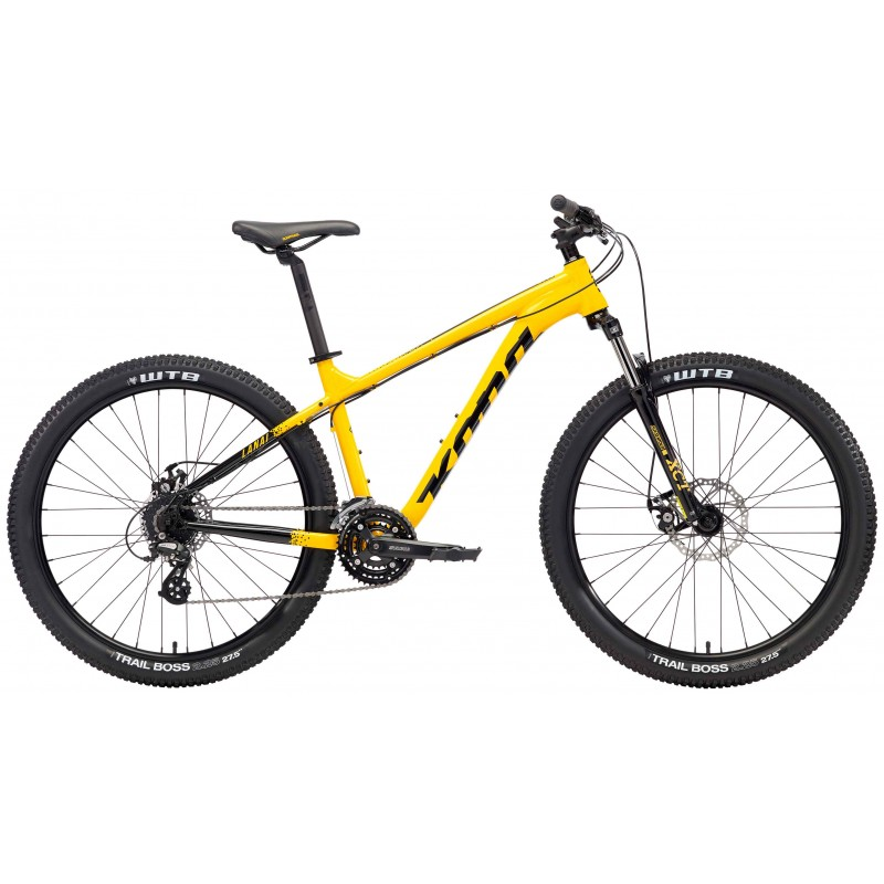 Kona Lanai Mountain Bike 2018 Yellow