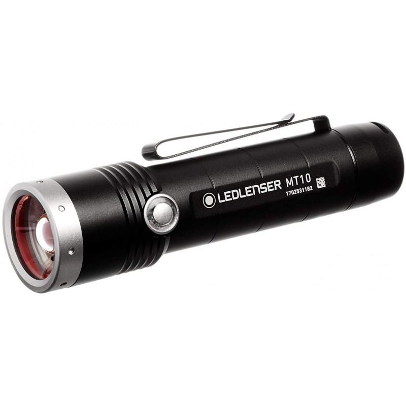 LED Lenser MT10 Rechargable Flash Light