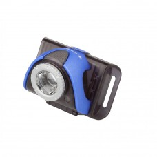 LED Lenser® SEO B5R Rechargeable Bike Light - Blue