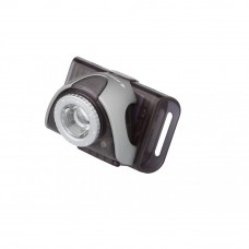 LED Lenser® SEO B5R Rechargeable Bike Light - Grey