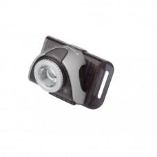 LED Lenser® SEO B5R Rechargeable Bike Light - Grey