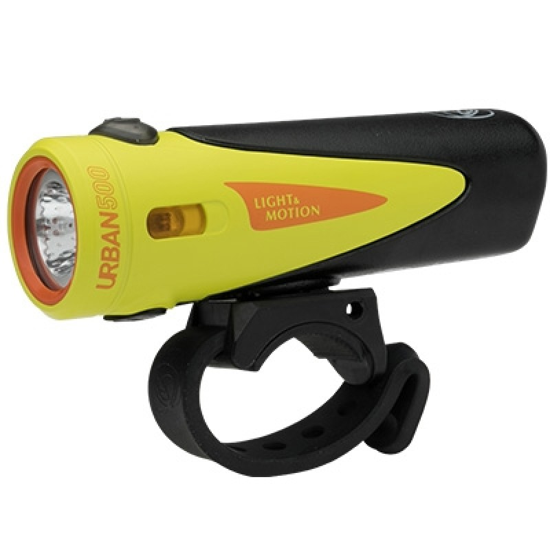 Light & Motion Urban 500 Citraveza Bicycle Light