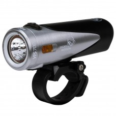 Light & Motion Urban VIS 700 Bike Rechargable Headlight Tundra Steel/Black