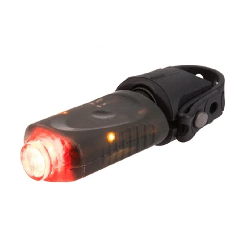 Light & Motion Vya Pro Bike Smart Tail Light Black