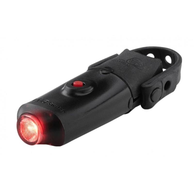 Light & Motion Vya Switch Bike Smart Tail Light Black