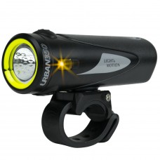Light & Motion Urban 350 Obsidian Stout Cycle Front Light
