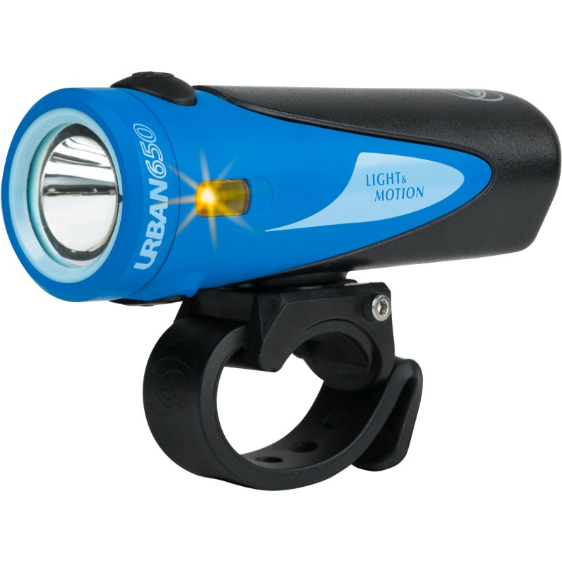 Light & Motion Urban 650 Kingfisher Bike Head Light