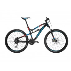 Lapierre Raid FX+ Mountain Bike 2016 Black Blue Red