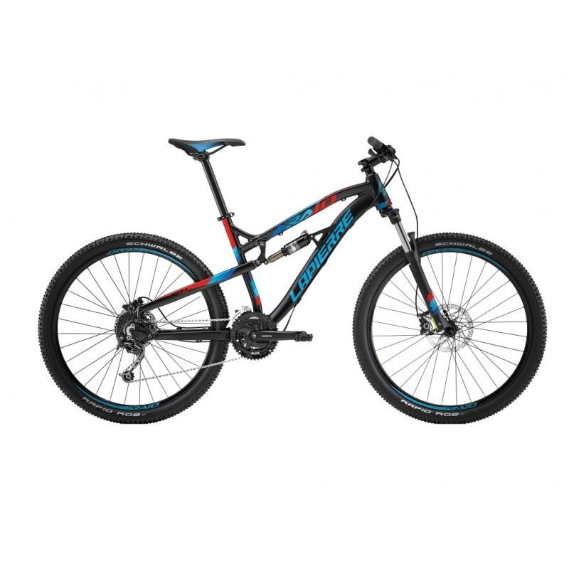 Lapierre Raid FX+ Mountain Bike 2016 Black Blue Red